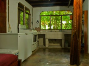 Casa Tortuga is a rustic and simple rental house in Matapalo Costa Rica offered by Osa Tropical