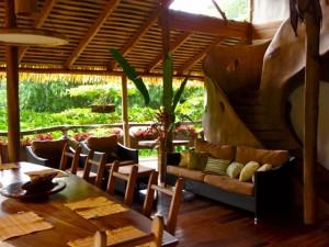 Casa Vida Verde a beautiful rental vacation home steps from the beach in Matapalo on the Osa Peninsula Costa Rica
