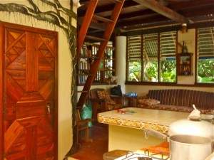 Casa Dulce is a small and simple rental home in Costa Rica