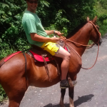 Horseback Riding in Puerto Jimenez Costa Rica Osa Tropical