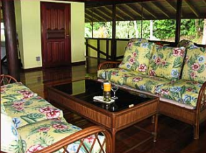 Beautiful Lodge near Golfito Costa Rica - book this lodge through Osa Tropical