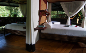 A beautiful Room at Casa Tumbo de las Olas Matapalo Costa Rica