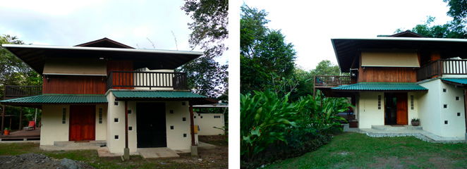 Casa Mille Flores in Matapalo on the Osa Peninsula of Costa Rica