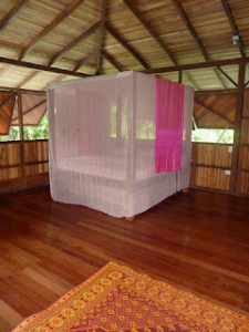 Bedroom at Casa Mille Flores Matapalo Costa Rica
