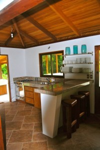a beautiful luxurous vacation rental in Matapalo offered by Osa Tropical