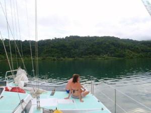 Haiku Sailing Tours around the Osa Peninsula in Costa Rica