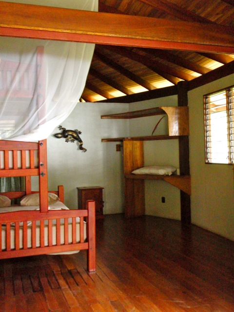 Upstairs Bedroom with Bunkbed